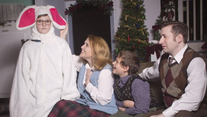 """The holiday classic """"A Christmas Story"""" returns to the Ti-Ahwaga Performing Arts Center."""