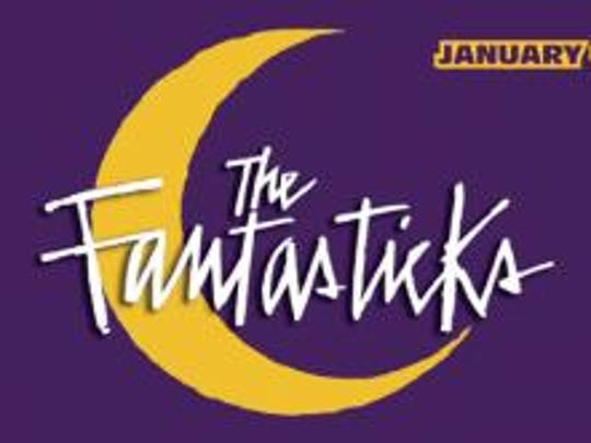 """The Fantasticks"" runs Fridays, Saturdays and Sundays, beginning Friday, Jan. 12, through Sunday, Jan. 21, at the Villagers Theatre."