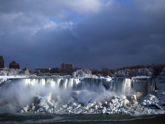 Cold Weather Niagara Falls