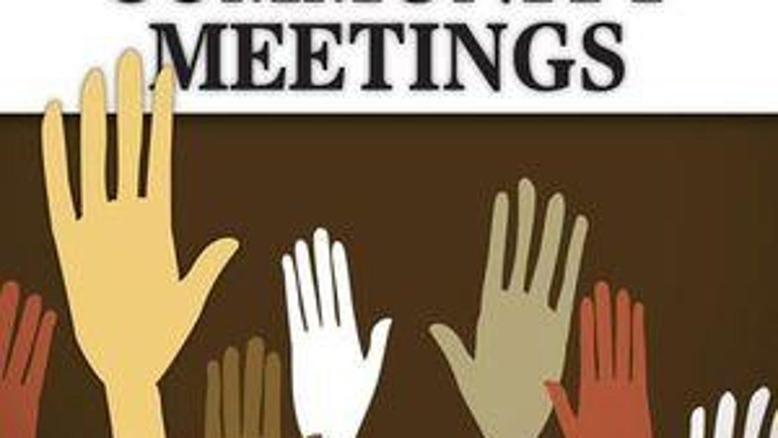 umcoming meeting