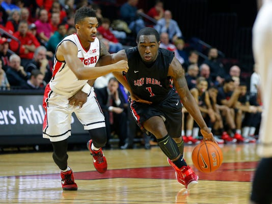 NCAA Basketball: St. Francis (PA) at Rutgers