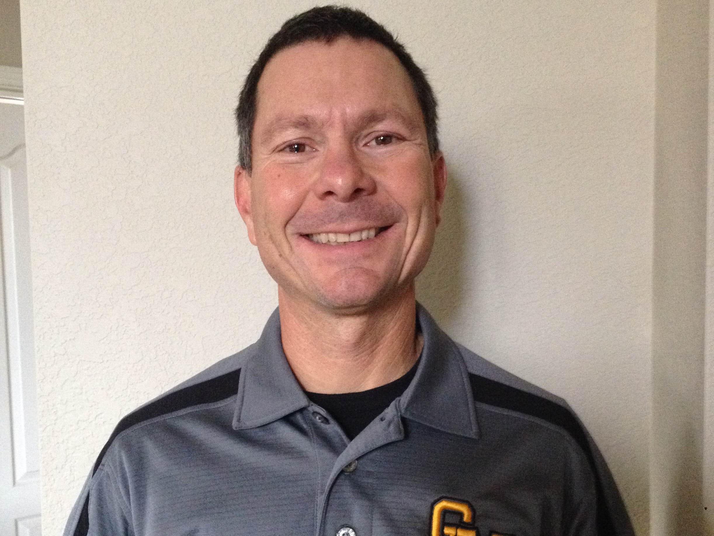 Golden West coach Rick Nordell