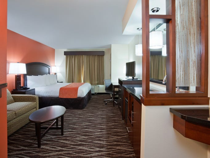 AmericInn Hotel and Suites Waupun. Wisc..is part of
