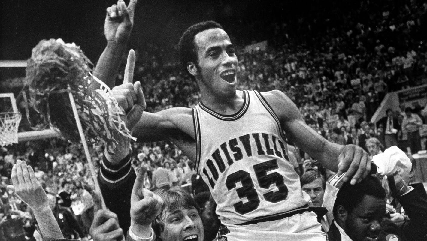 Mackey Arena s Top 50 No 20 Darrell Griffith