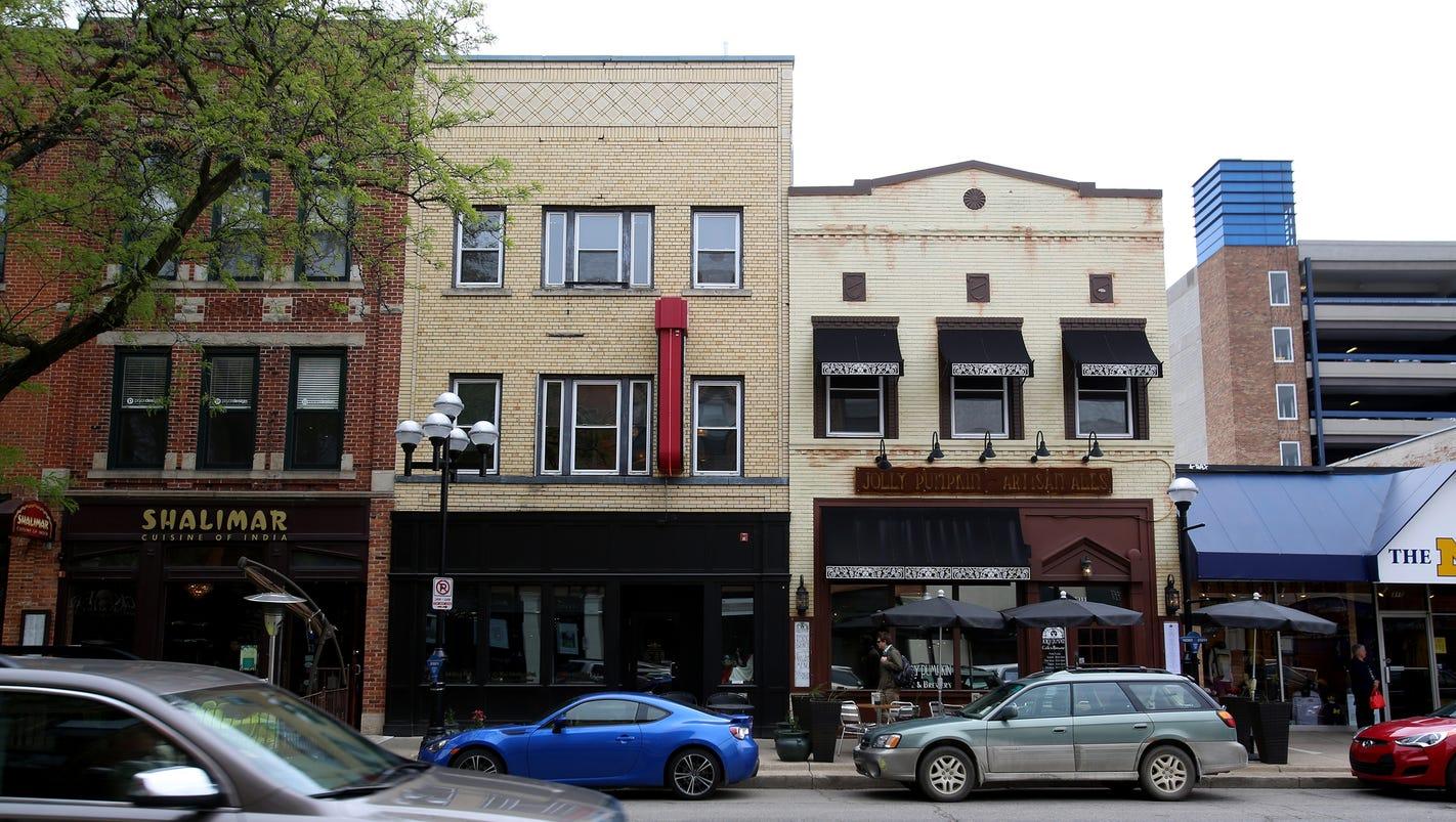 City Apartments Ann Arbor