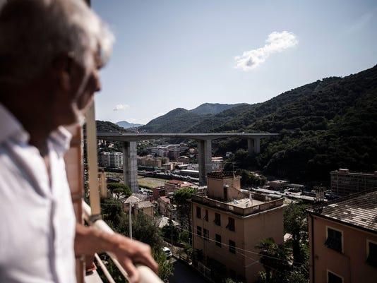 TOPSHOT-ITALY-ACCIDENT-BRIDGE