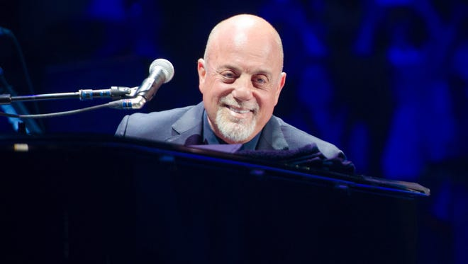 Billy Joel performs at Madison Square Garden in New York. The 2015 Bonnaroo Music and Arts Festival will feature a star-studded lineup including Joel, Mumford & Sons and Kendrick Lamar. Deadmau5, Robert Plant and Florence + the Machine will also perform during the four-day event kicking off June 11, 2015 in Manchester, Tenn.