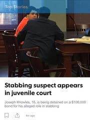 For breaking news updates download the Tribune's app.