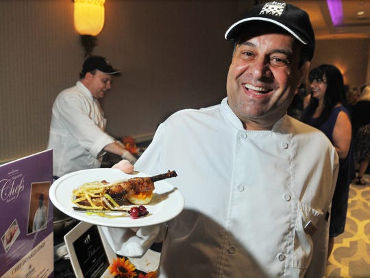 Ratib Ahmad is the new chef at Brevard Cinema House in Cocoa Village.