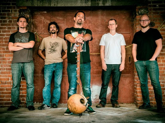 "Barika celebrates its new album, ""When the Time Comes,"" with a show Feb. 17 at Nectar's in Burlington."