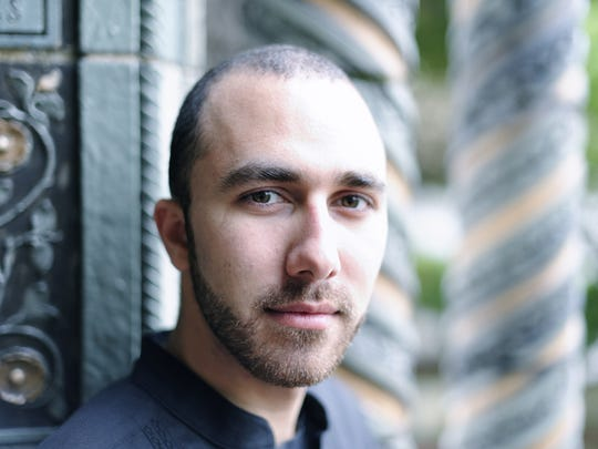 Tigran Arakelyan auditions for the Bainbridge Symphony Orchestra music director post by conducting programs April 14-15.