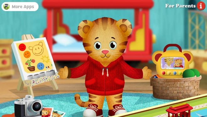PBS Kids' popular Daniel Tiger helps kids to learn about 18 emotions through music videos, games, and art in Daniel Tiger's Grr-ific Emotions.