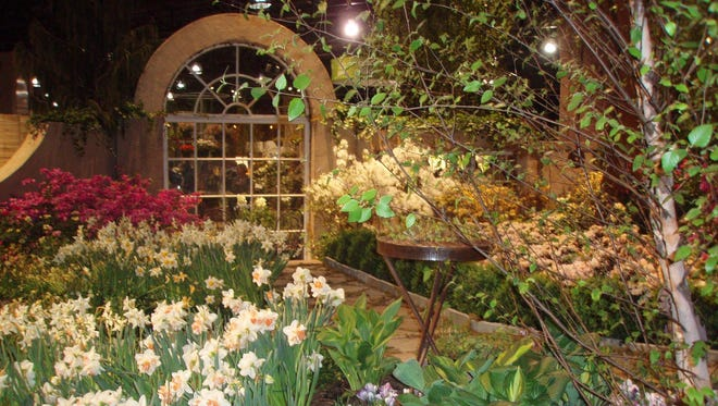 """The Philadelphia Flower Show returns from March 6-13 with the theme """"Explore America."""""""