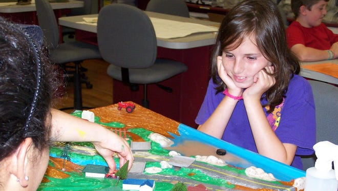 Roberson Museum and Science Center will host over 20 camps, running from June to August.