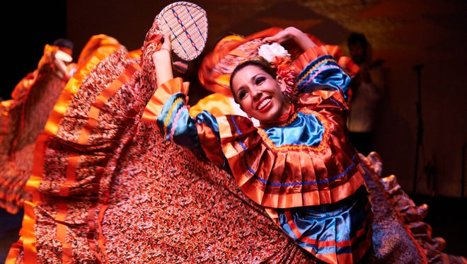 Calpulli Mexican Dance Company performs Thursday,  May 5 at the Count Basie Theatre in Red Bank.