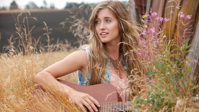 Kathken Vineyards' Summer Music Series kicks off with modern country/pop by Lexi Tucker 7 p.m. Friday, June 24.
