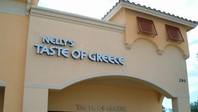 Nelly's Taste of Greece has closed in Cape Coral.