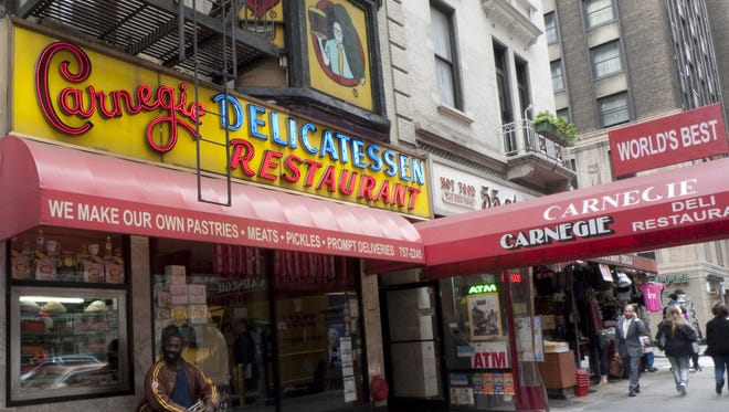 What kind of restaurant do Brevardians crave most? A real Jewish-style deli.