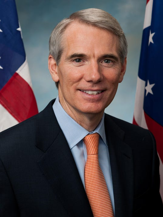 Official Senator Portman Headshot