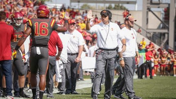 Iowa State flips Ball State commit Mike Rose as 2018 linebacker