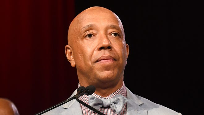 Russell Simmons in July 2015 in Water Mill, N.Y.