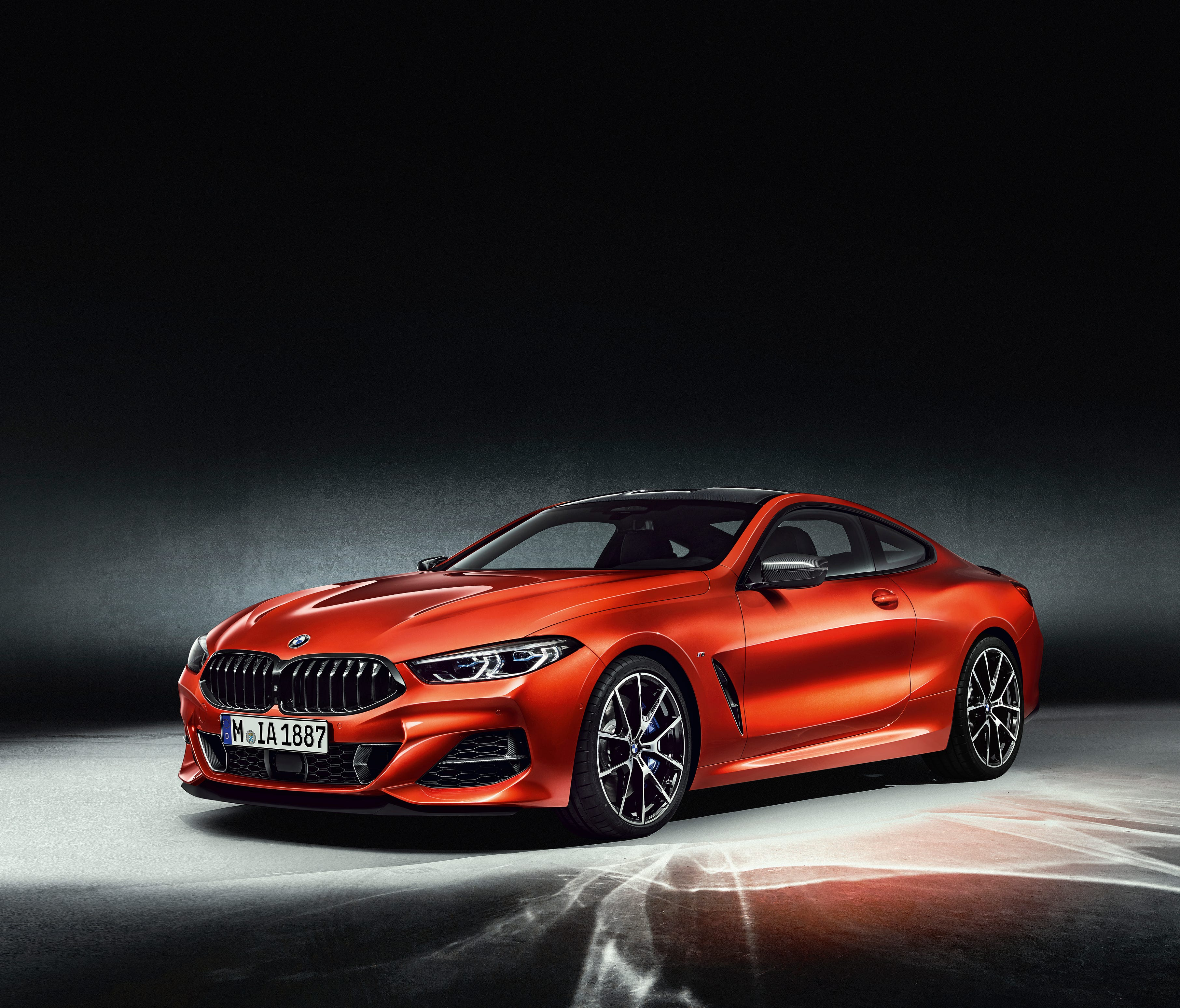 BMW is bring back the 8 Series name for a big, sexy two-door coupe. The M850i xDrive coupe will be powered by a 4.4-liter V-8 engine producing 523 horsepower.