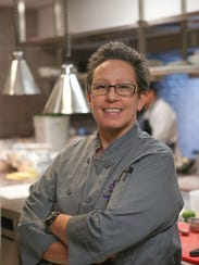 Joane Garcia-Colson is the executive chef and owner