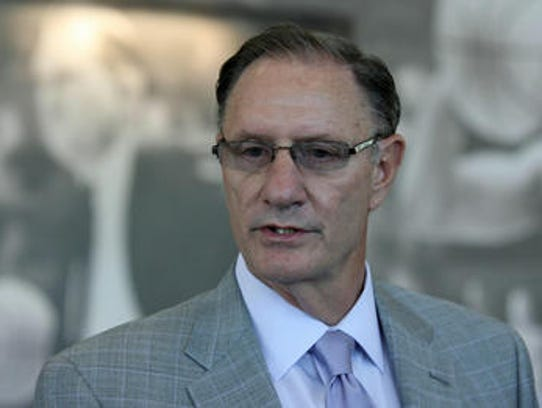 UTEP Athletic Director Bob Stull