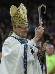 Cardinal Angelo Amato, the prefect for the Vatican's