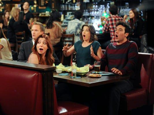 'How I Met Your Mother' cast