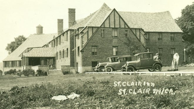 The St. Clair Inn was the first U.S. hotel with central air conditioning.