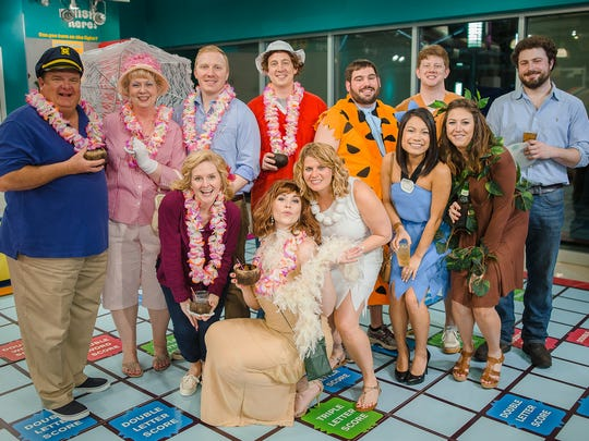 """Once a year, the Mississippi Children's Museum is turned over to the adults for an """"Ignite the Night"""" fundraiser."""
