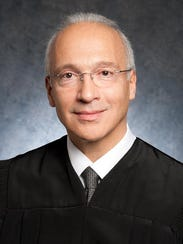 Judge Gonzalo Curiel was nominated to be a federal
