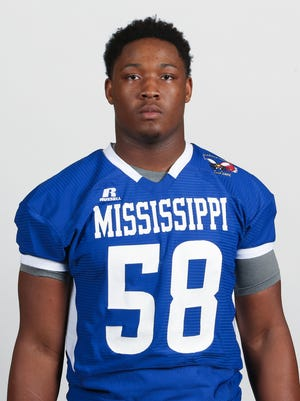 Four-star DT Kobe Jones is among four Mississippi prospects who will officially visit Alabama this weekend.