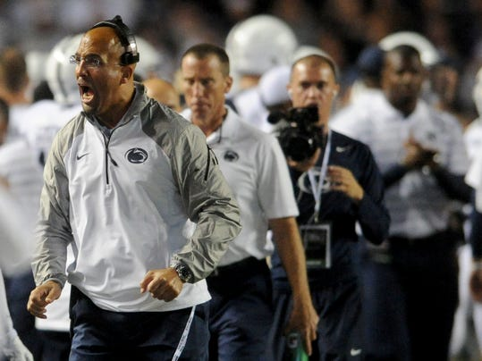 How much can James Franklin and his staff do to improve the Lions with another week off?