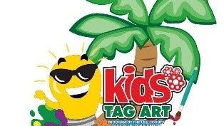Lee County Kids Tag Art