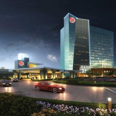 The Resorts World Catskills casino is set to open Feb.