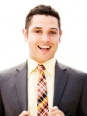 Drew Coleman, co-owner of MRSter.com wedding website for straight and gay couples.
