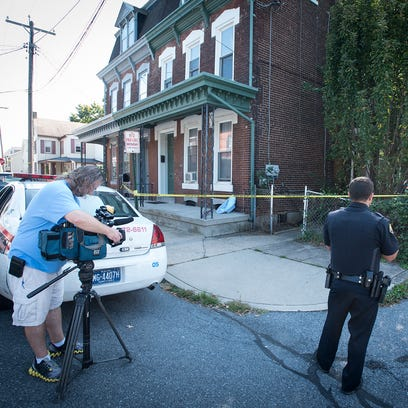 A 53-year-old man was shot and killed during a burglary