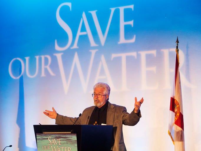 Win Everham, environmental studies professor at program