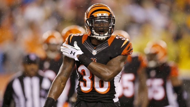 Bengals safety Shawn Williams is ready to emerge as a starting player alongside George Iloka in 2016.