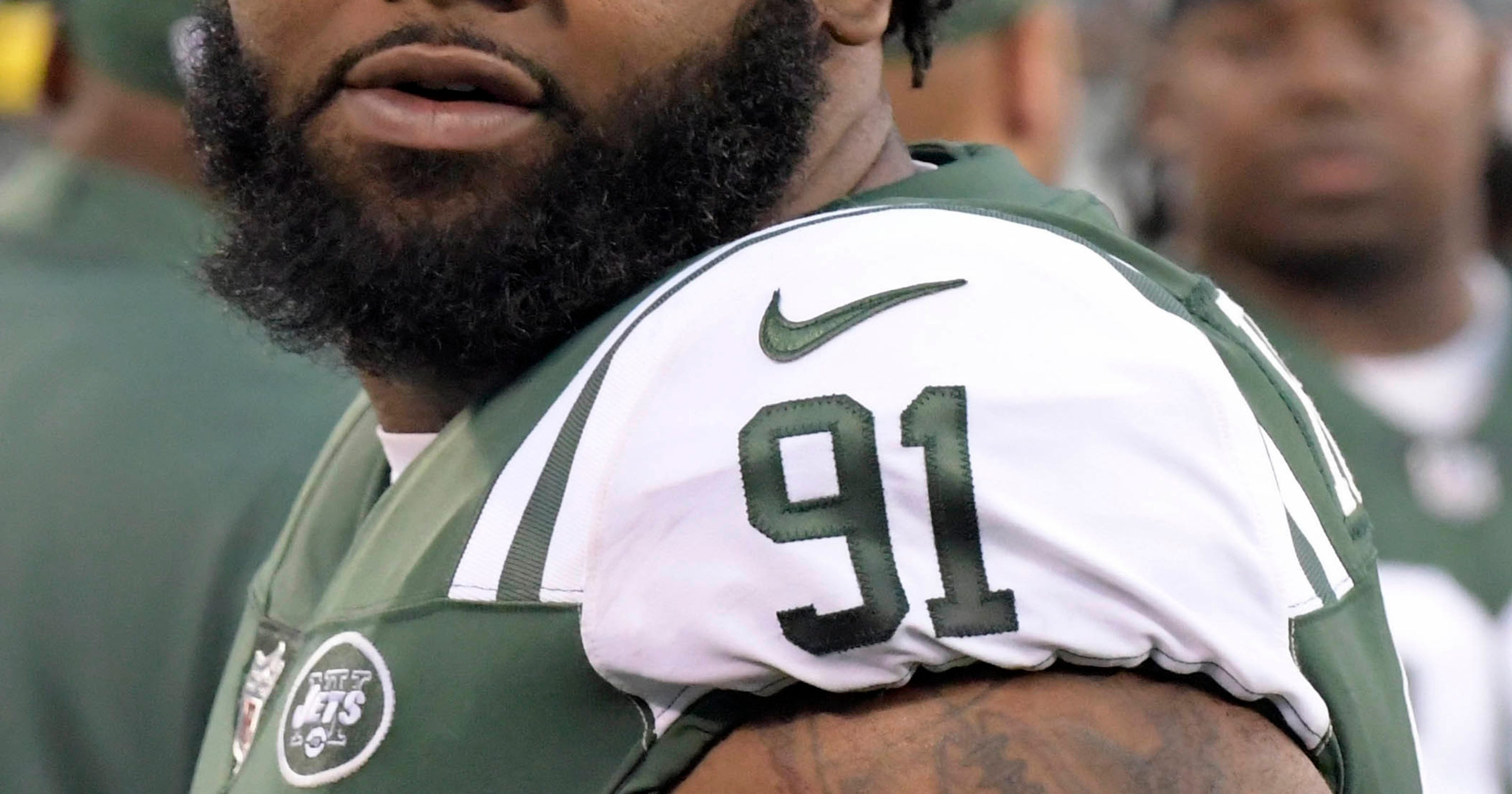 22012cdfe Vikings sign Seahawks' Richardson to bolster defensive line