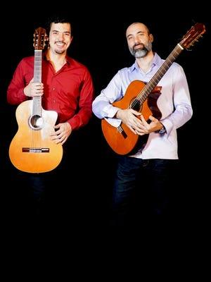 The Petar and Daniel Guitar Duo