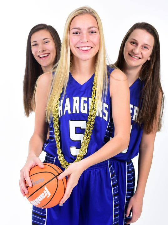 Sioux Falls Christian girls  basketball, media day