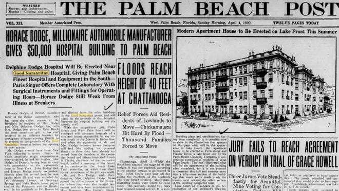Palm Beach Post archive