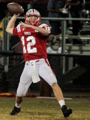 Jack Surber is a three-sport athlete at McKenzie.