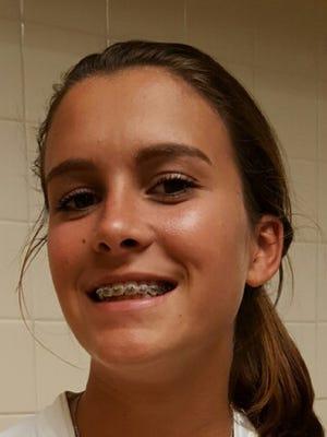 Jessica Blizzard, Burlington City girls' soccer