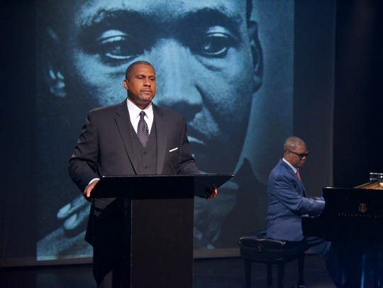 Tavis Smiley adapted his book 'Death of a King' to