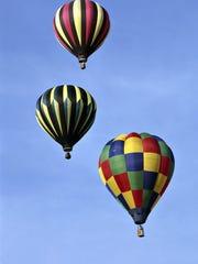 Globos aerostáticos decoraran el cielo de Phoenix durante
