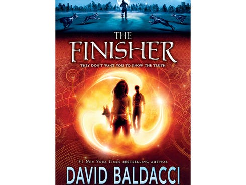 'The Finisher' by David Baldacci